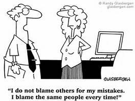 blame cartoon