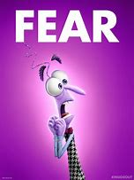 fear cartoon