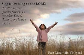 praise in music