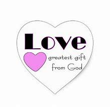 gift gods greatest love