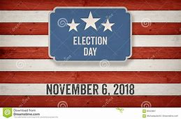 election day 11-6-18