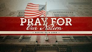 pray for nation